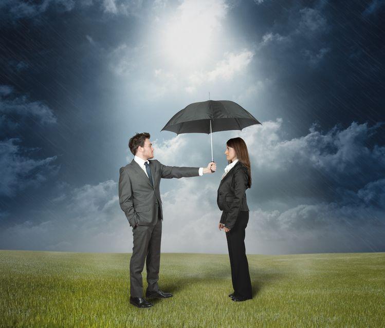Bestens vorgesorgt mit der passenden Versicherung