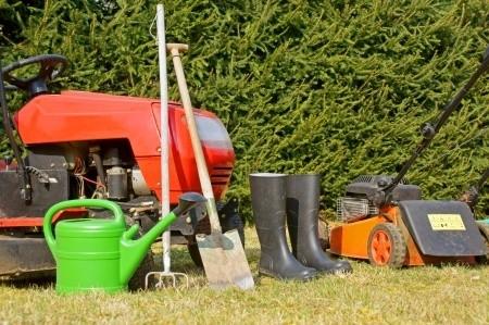 Hausratversicherung – Versicherungsschutz für Gegenstände in Gartenhütte