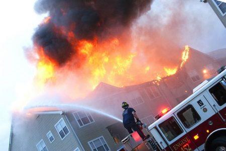 Wohnungsbrand Gebäudeversicherung