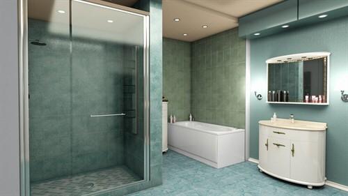 nässeschaden in der dusche - wohngebäudeversicherung
