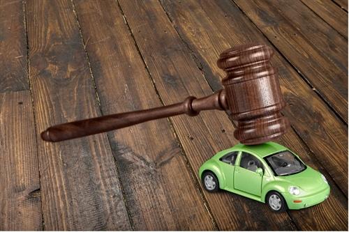 Rechtlich gut abgesichert im Straßenverkehr
