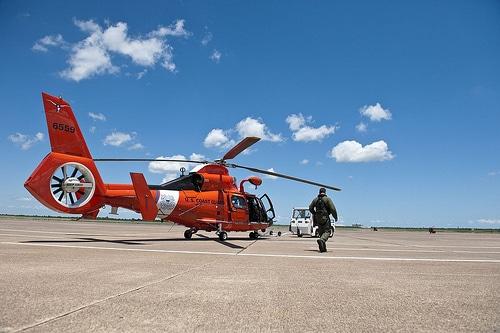 Krankenrücktransport aus dem Ausland mit Rettungshubschrauber