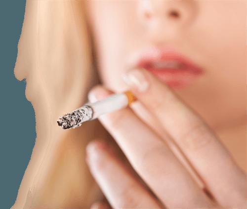 Arbeitsunfall bei Zigarettenpause