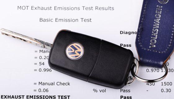 Rechtschutzversicherung: Deckungsschutz VW-Abgasskandals