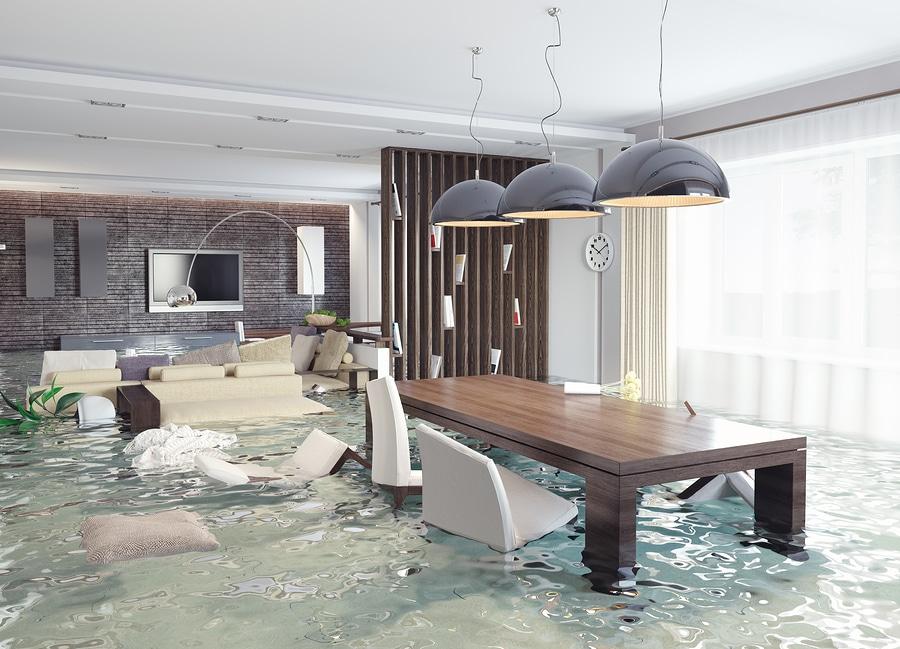 Versicherungsschutz bei Hochwasser