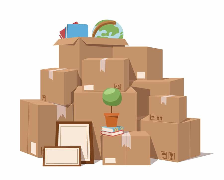 Erstattungsfähigkeit der Kosten für das Ausräumen und das anschließende Einlagern der geräumten Sachen