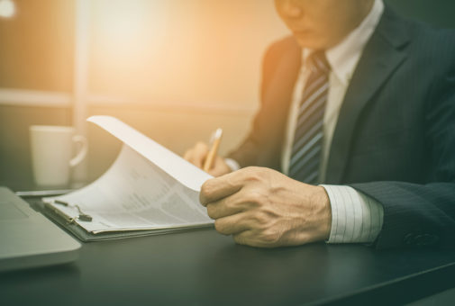 Beratungsdokumentation Versicherungsvertrag