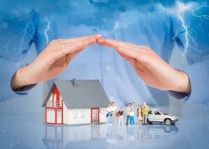 Versicherung bei Sturmschäden
