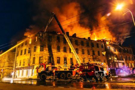 Wohngebäudeversicherung – Feuer durch einen Lithium-Polymer-Akku oder Leitungskurzschluss