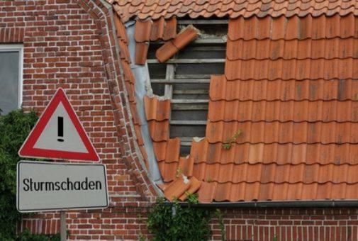 Sturmschaden Schadensersatz