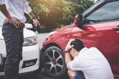 Rechtsanwalt nach Verkehrsunfall einschalten