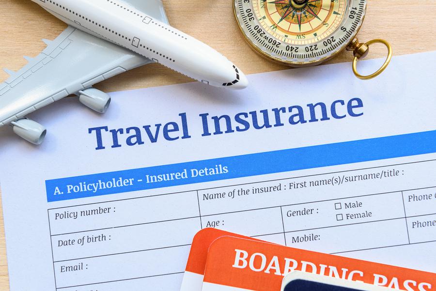 Reiserücktrittsversicherung - Kostenerstattung für Absage einer gebuchten Urlaubsreise