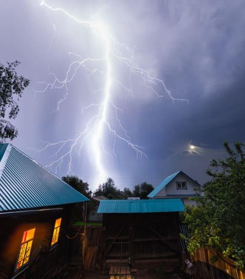 Elementarschaden VErsicherung bei Sturm und Hagel
