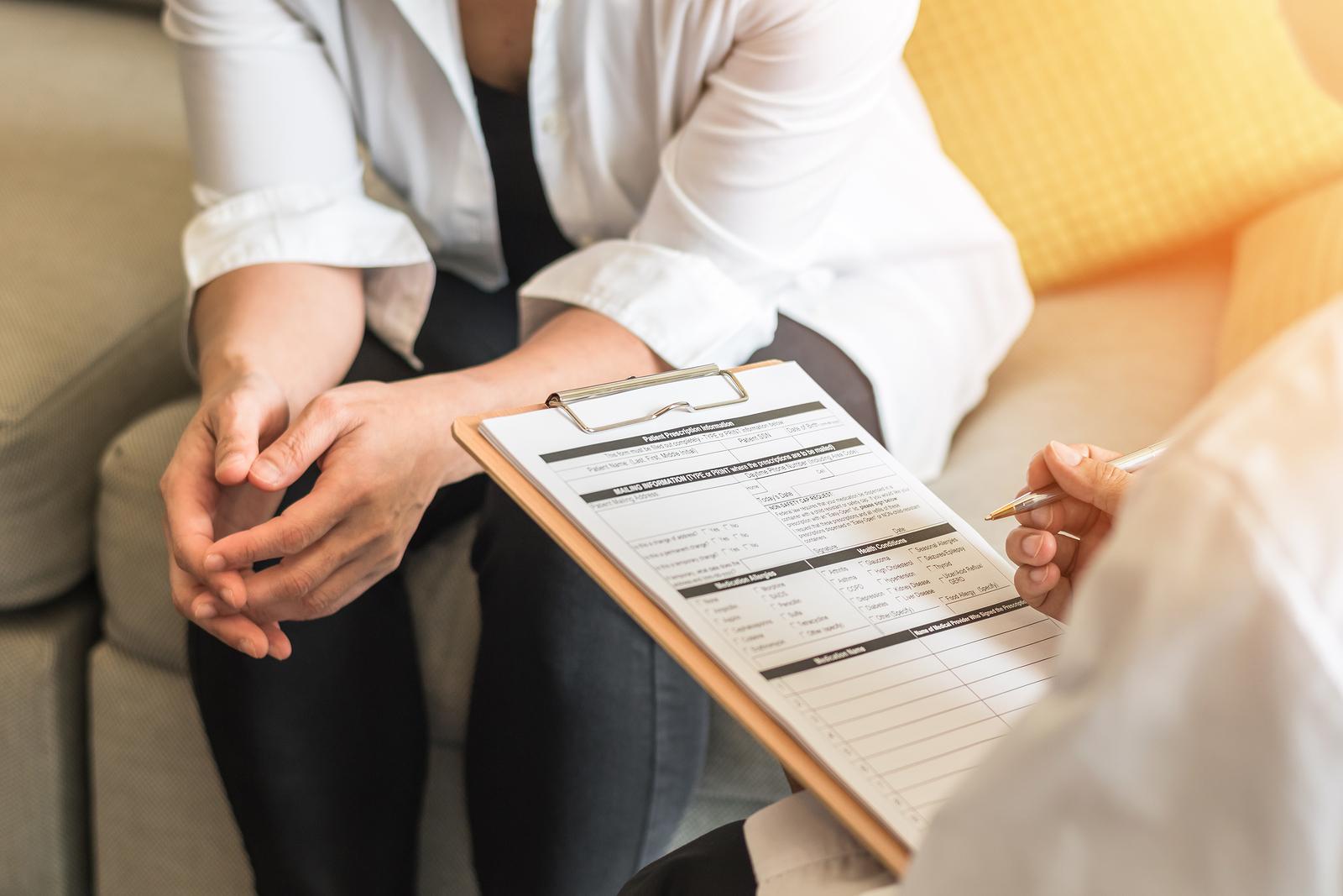 Berufsunfähigkeitszusatzversicherung - Abtretung des Anspruchs und Depression