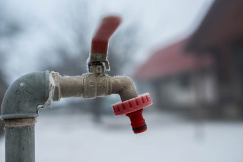 Wohngebäudeversicherung - grob fahrlässiger Herbeiführung eines Frostschadens