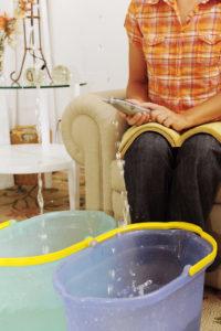 Hausratversicherung - Rettungsobliegenheiten bei Leitungswasserschaden