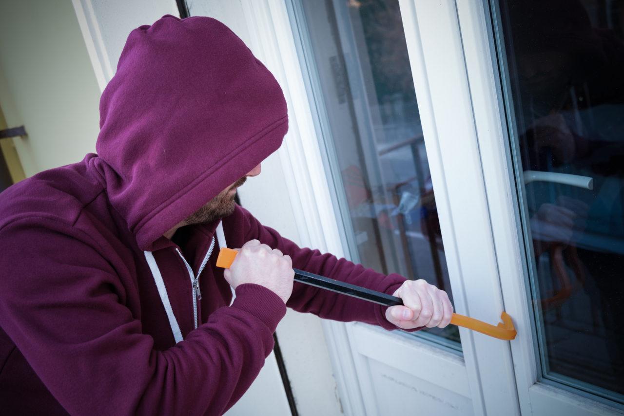 Diebstahl Wohnungseinbruch - Hausratversicherung