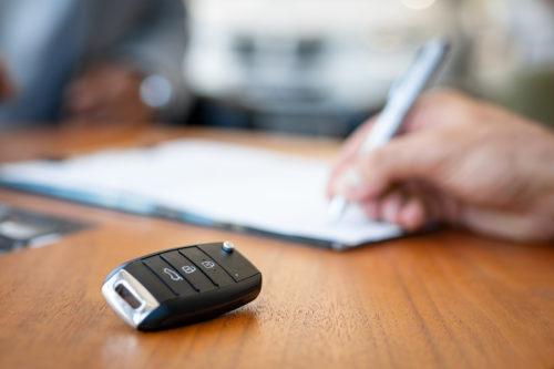 Vollkaskoversicherung - Anzeige des Versicherungsfalles innerhalb einer Woche