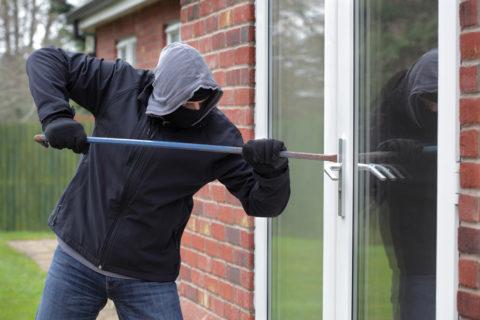 Hausratsversicherung - Einbruchdiebstahl bei gemischt genutzter Örtlichkeit