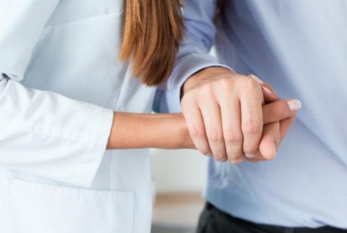 Berufsunfähigkeitsversicherung - schmerzbedingte Berufsunfähigkeit