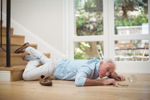 Unfallversicherung - Unfalltod infolge eines Sturzes bei Vorerkrankungen des Verstorbenen