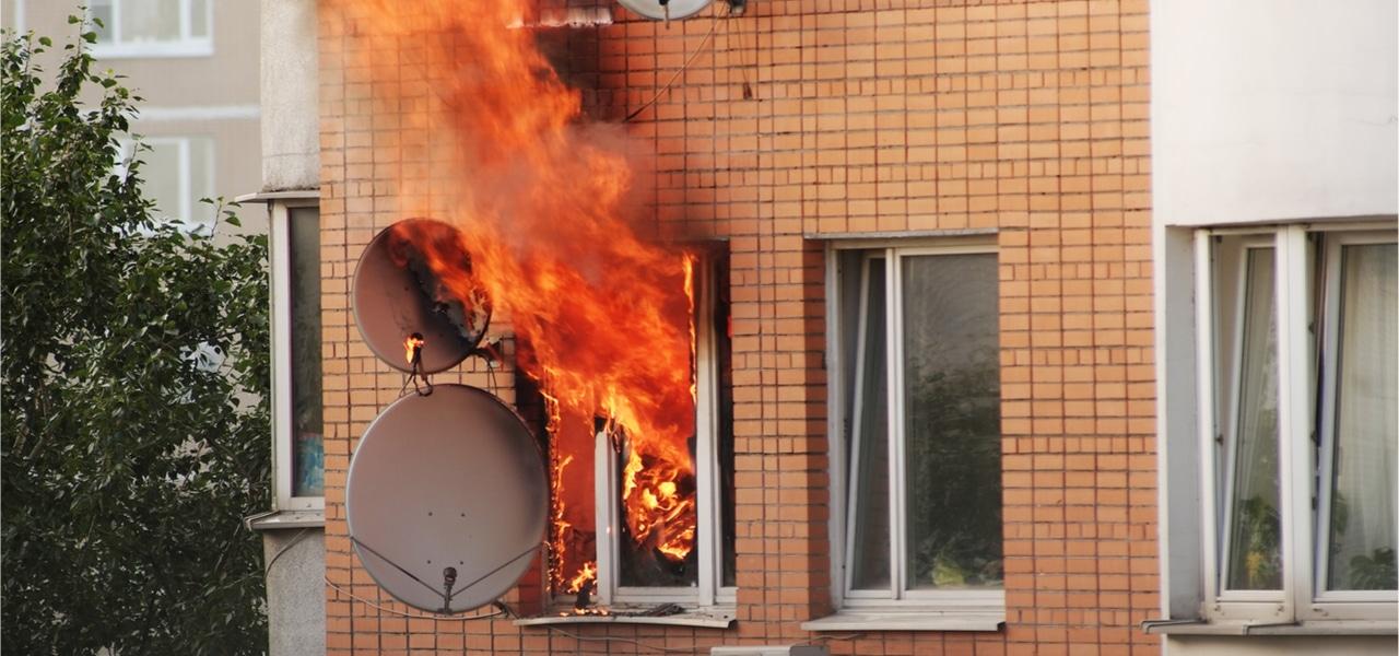 Gebäudeversicherung Feuer