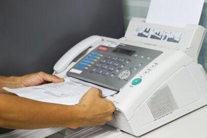 Kündigung einer privaten Krankenversicherung per Telefax - Nachweis