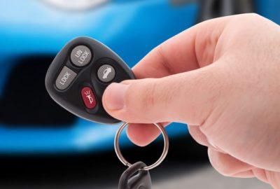 Einbruchdiebstahl in Auto- gezielte Störung der Funkübertragung durch