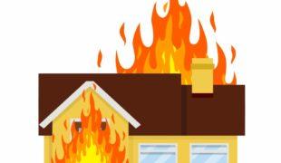 Feuerversicherung - grob Fahrlässige Herbeiführung eines Brandes