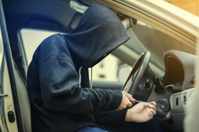 Kfz-Kaskoversicherung – äußeres Bild eines bedingungsgemäßen Kfz-Diebstahls