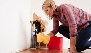 Was zahlt die Gebäudeversicherung bei Wasserrohrbruch?