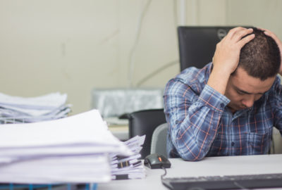 Berufsunfähigkeitsversicherung - Berufsunfähigkeit bei Burn-out-Syndrom
