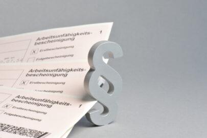 Ratenschutz-Arbeitsunfähigkeitsversicherung - Anzeige der Arbeitsunfähigkeit als Ausschlussfrist