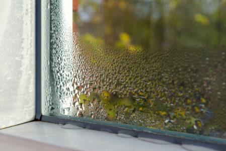Wohngebäudeversicherung - Frostschäden an Gebäudefassade nach Eindringen von Regen