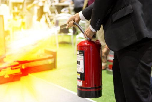 Brandschaden - Kürzung der Versicherungsleistung wegen grob fahrlässiger Verursachung