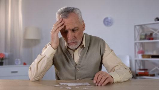 Unfallversicherung - Feststellung einer Invalidität in Form kognitiver Beeinträchtigungen