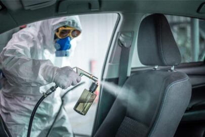 Unfallregulierung: Fahrzeugdesinfektion erstattbar