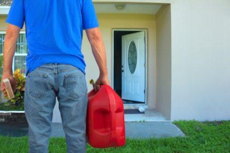 Wohngebäudeversicherung - Indizien für vorsätzliche Eigenbrandstiftung