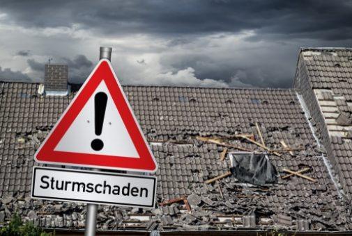 Versicherungsfall Sturm – Darlegungslast des Versicherungsnehmers - Windstärke 8 Bft.