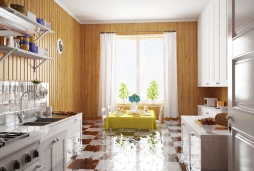 Wohngebäudeversicherungsvertrag - Leitungswasserschaden - Regenfallrohr mit Flachdachanschluss