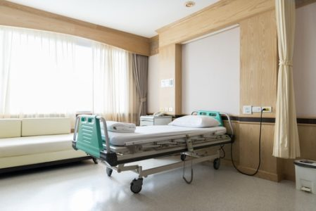 Krankheitskosten- und Krankenhaustagegeldversicherung - Klinik als Gemischte Anstalt