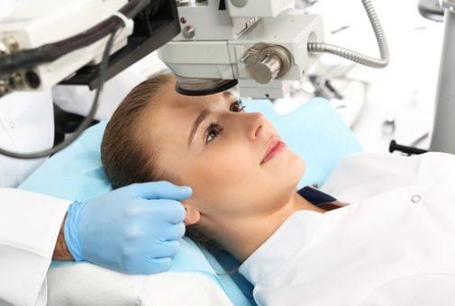 Kostenerstattung Augenheilbehandlung mit Femtosekundenlaser