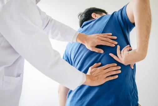 Private Unfallversicherung - Invaliditätsgrad bei operativer Versteifung zweier Wirbelkörper
