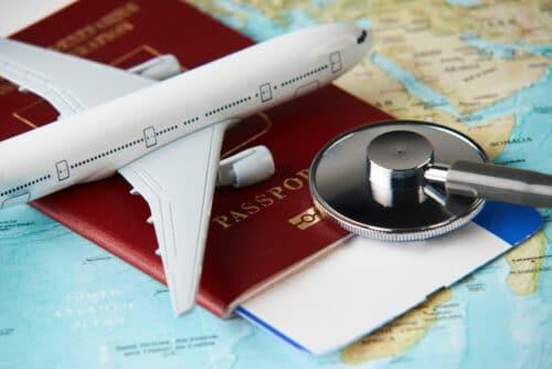 Auslandsreisekrankenversicherung