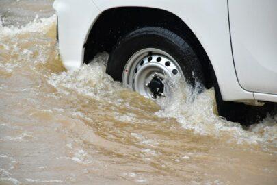 Teilkaskoversicherung - Versicherungsschutz bei Überschwemmung
