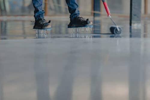 Gebäudeversicherung - Boden eines Gebäudes als versicherte Sache