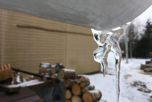 Wohngebäudeversicherung - Leistungsfreiheit bei frostbedingten Wasserschaden