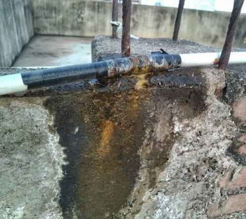 Wohngebäudeversicherung - Überschwemmung, Rückstau, Ableitungsrohr verbundene Einrichtung