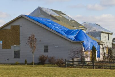 Wohngebäudeversicherung - Voraussetzungen für versicherten Sturmschaden