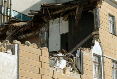 Haftpflichtversicherung - Leistungsausschluss für Schäden durch Gasexplosion